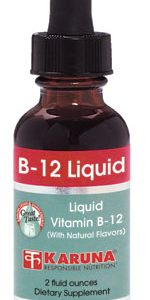 B-12 Liquid 2oz by Karuna