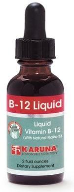 B-12 Liquid 2oz by Karuna