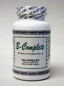 B-Complete 120 capsules by Montiff