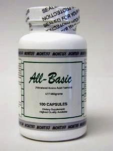 B-Complete 60 caps by Montiff