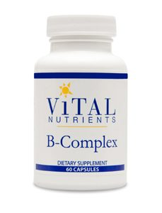 B-Complex 60c by Vital Nutrients