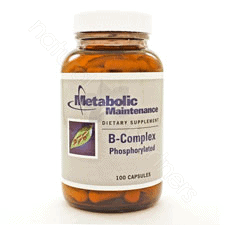 B-Complex (Phosphorylated) 100c by Metabolic Maintenance