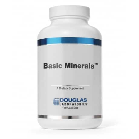 Basic Minerals 180c by Douglas Labs