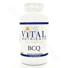 BCQ 120c by Vital Nutrients