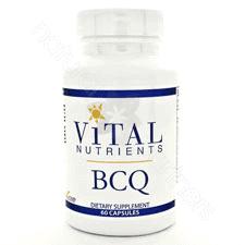 BCQ 60c by Vital Nutrients