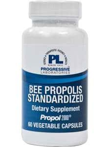 Bee Propolis/Standardized 60c by Progressive Labs