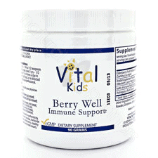 Berry Well Immune 90g by Vital Nutrients