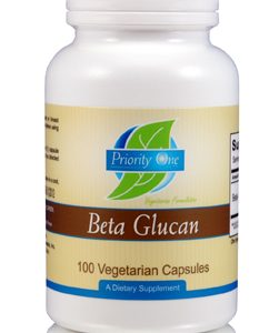 Beta Glucan 500mg 100c by Priority One