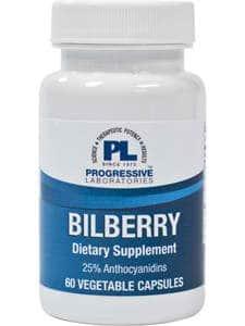 Bilberry 60c by Progressive Labs