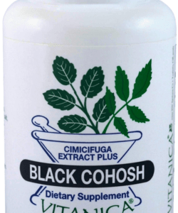 Black Cohosh 120c by Vitanica