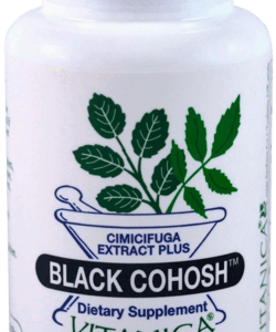 Black Cohosh 60c by Vitanica