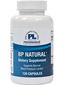 BP Natural 120c by Progressive Labs