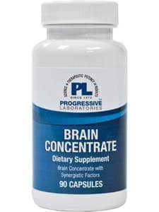 Brain Concentrate 90c by Progressive Labs