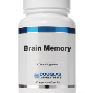 Brain Memory Revised 60c by Douglas Labs
