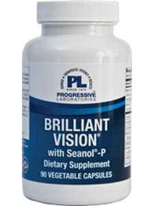 Brilliant Vision with Seanol-P 90c by Progressive Labs