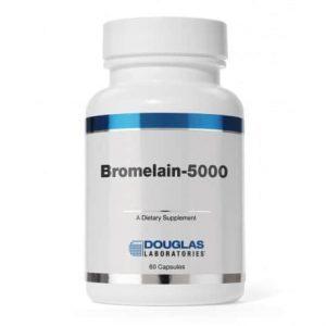 Bromelain-5000 60c by Douglas Laboratories