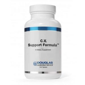 C.V. Support Formula 120t by Douglas Laboratories