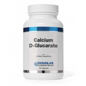 Calcium D-Glucarate 90c by Douglas Laboratories