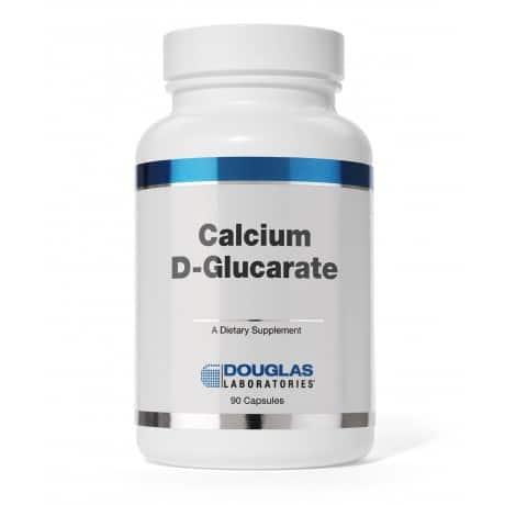 Calcium D-Glucarate 90c by Douglas Laboratories