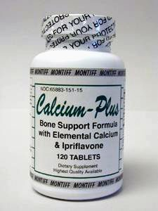 Calcium-Plus 120 tabs by Montiff