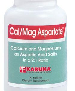 Cal/Mag Aspartate 2:1 90t by Karuna