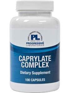 Caprylate Complex 100c by Progressive Labs