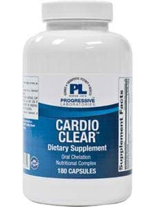 Cardio Clear 180c by Progressive Labs