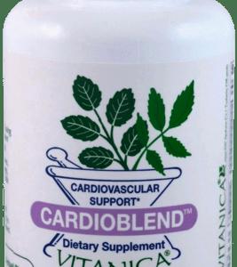 CardioBlend 120c by Vitanica