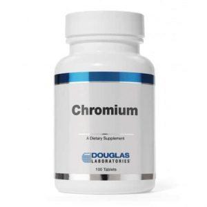 Chromium 1mg 100t by Douglas Laboratories