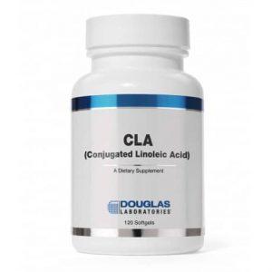CLA (conjugated linoleic acid) 120sg by Douglas Laboratories