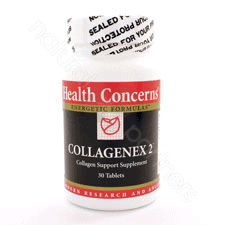 Collagenex2 30 tablets by Health Concerns