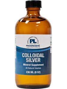 Colloidal Silver 4oz by Progressive Labs