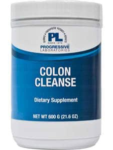 Colon Cleanse 600g by Progressive Labs