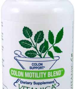 Colon Motility Blend 90c by Vitanica