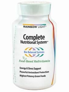 Complete Nutritional System 180 tabs by Rainbow Light Nutrition
