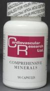 Comprehensive Minerals 90c by Ecological Formulas