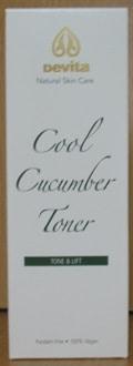 Cool Cucumber Toner 6oz by DeVita Professional Skin Care