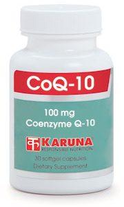 CoQ-10 100mg 30sg by Karuna