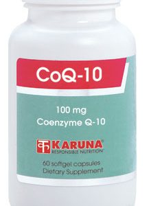 CoQ10 100mg 60sg by Karuna