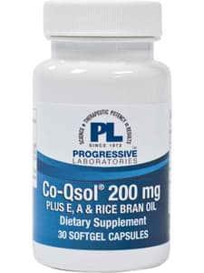 CoQsol 200mg Plus E