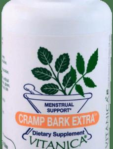 Cramp Bark Extra 60c by Vitanica
