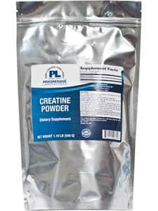 Creatine Powder 500g by Progressive Labs