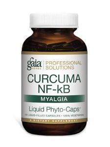 Curcuma NF-kB: Myalgia 120c by Gaia Herbs