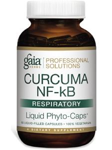 Curcuma NF-kB: Respiratory 60c by Gaia Herbs
