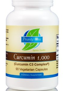 Curcumin 1000mg 90c by Priority One