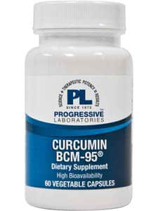 Curcumin BCM-95 60 vcaps by Progressive Labs