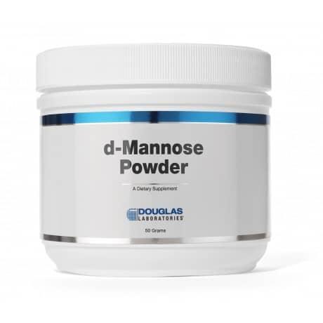 D-Mannose Powder 50g by Douglas Laboratories