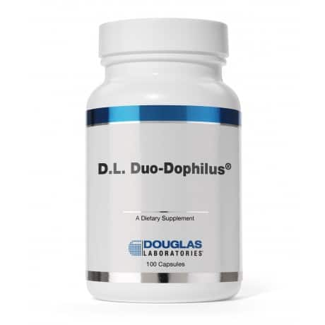 D.L. Duo-Dophilus 100c by Douglas Laboratories