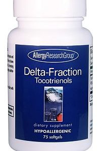 Delta-Fraction Tocotrienols 75sg by Allergy Research Group