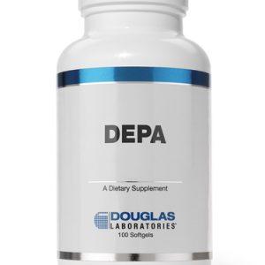 DEPA/Marine Lipid Conc/100sg by Douglas Laboratories